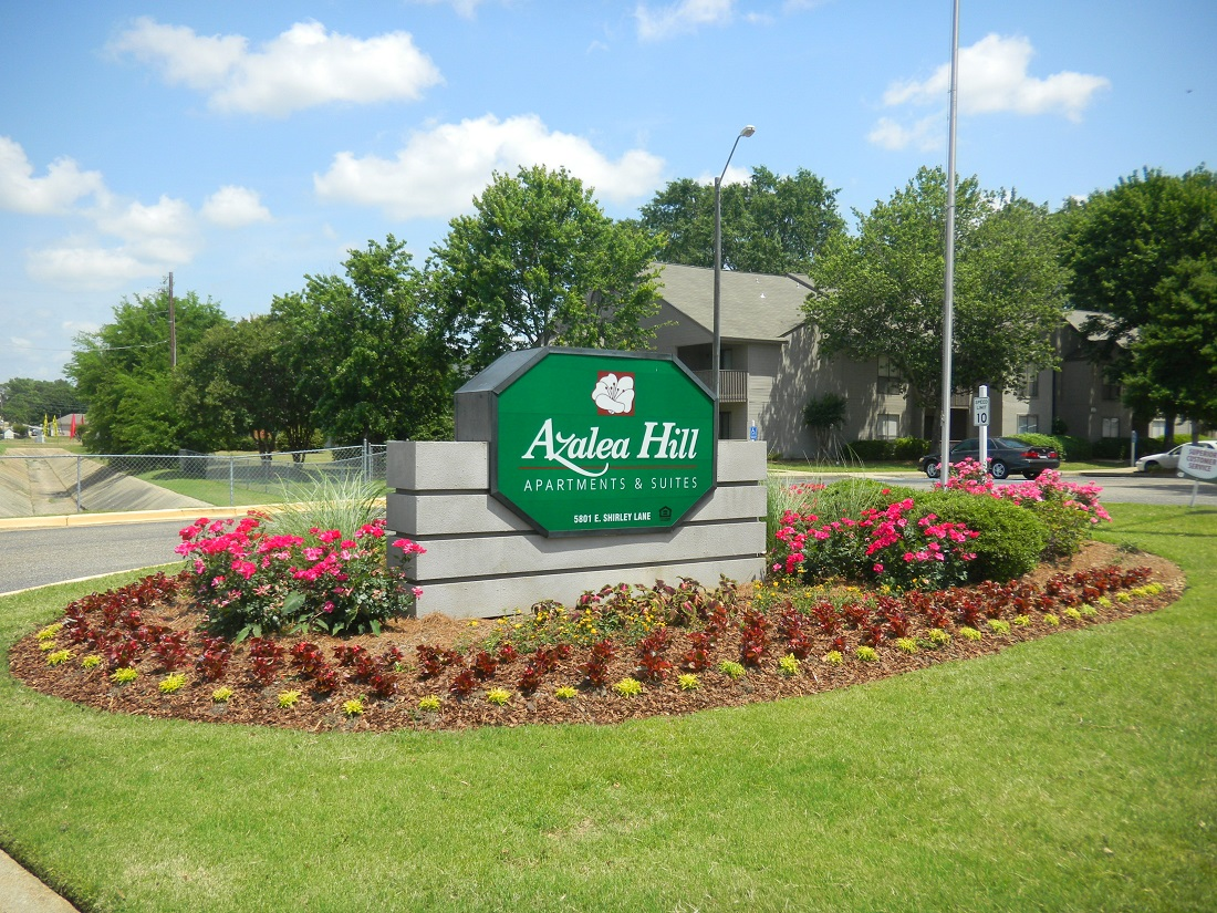 Azalea Hill Apartments,